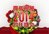 搜狐视频2014跨年盛会